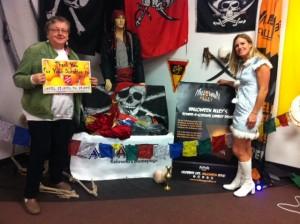 Kelowna Donate-a-costume charity drive