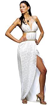 Queen Gorgo 300 Halloween Costume
