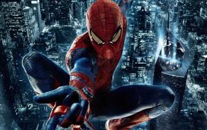 Spiderman Marvel Costume