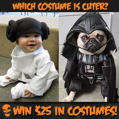 Cute Star Wars Costumes