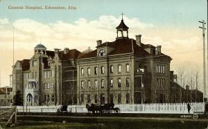 Edmonton General Hospital