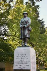 Burlington War Memorial