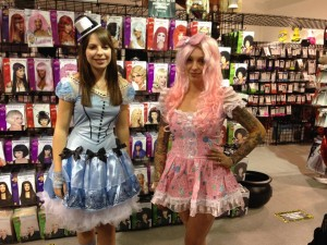 HA Barrie Princess Costumes