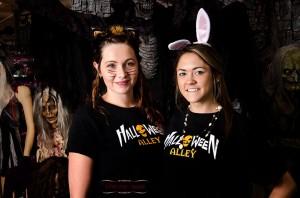 Halloween Alley Staff