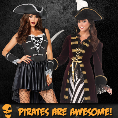 Pirates are Awesome