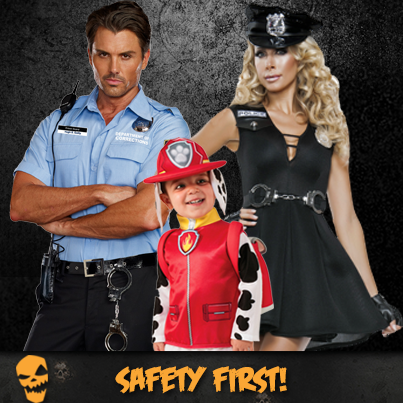 Stay safe this Halloween 2015!