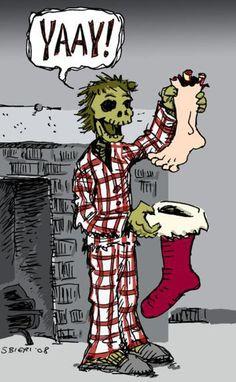 Zombie Yay