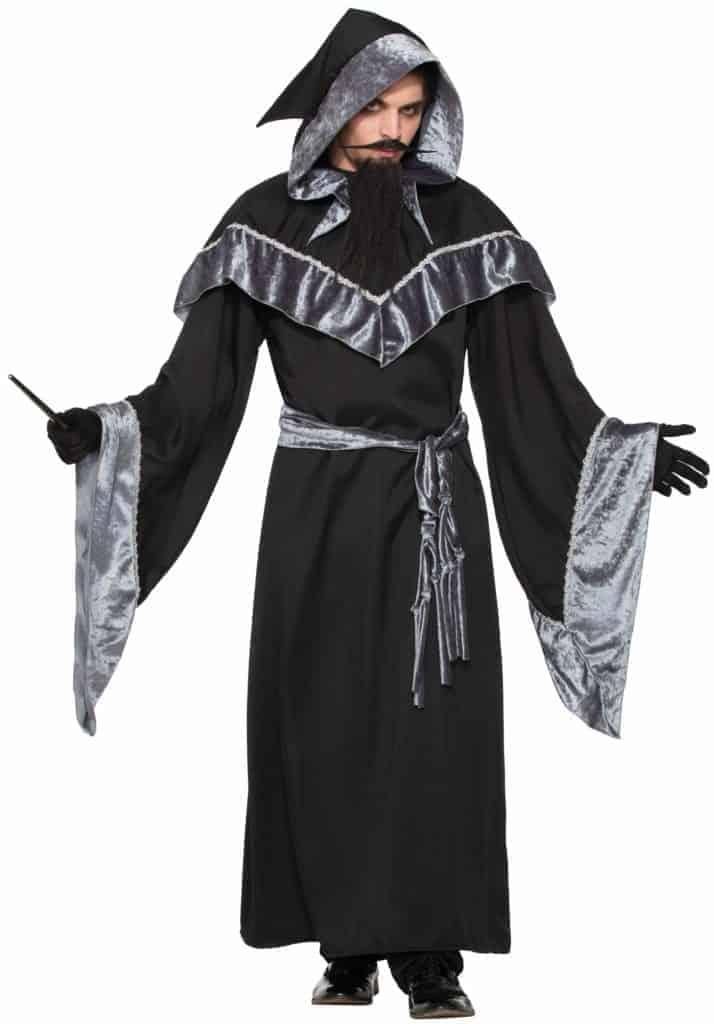 76989- wizard costume for men