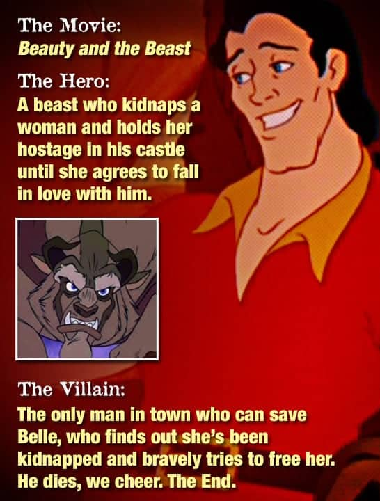 Gaston from The Beauty and the Beast