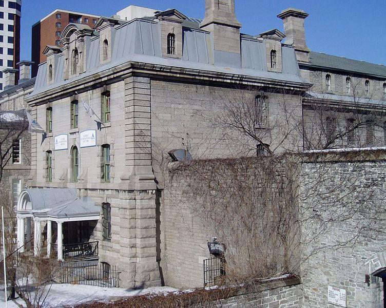 The Ottawa Jail Hostel