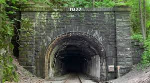The Screaming Tunnel in Niagara Falls, Ontario