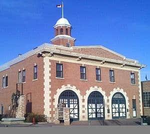 Walterdale Playhouse the Old Strathcona neighborhood of Edmonton