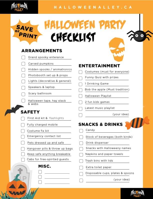 halloween-party-checklist