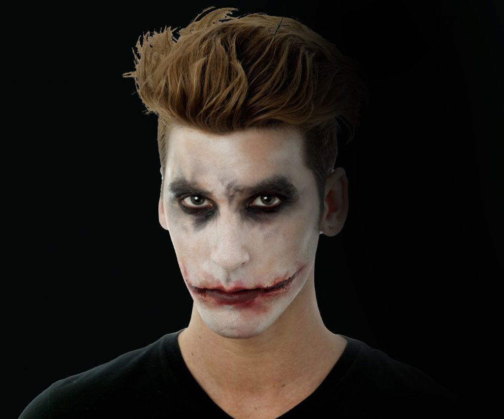 Joker Mehron Halloween Makeup