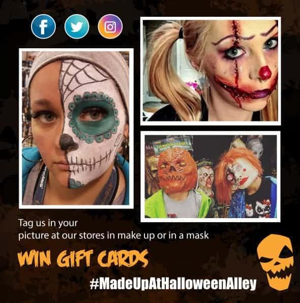 makeup-halloween-alley