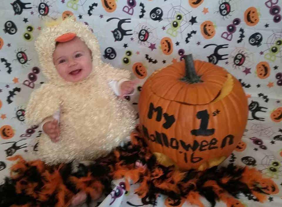 halloween baby first halloween