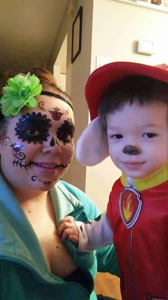 halloween paw patrol costume