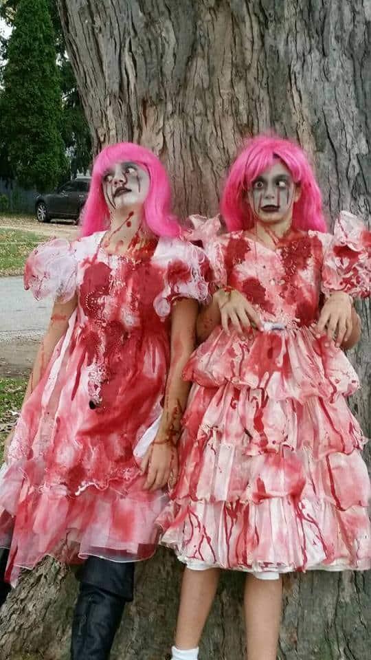 Halloween DIY costumes kids