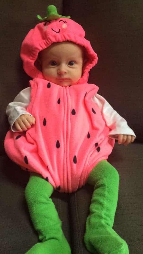 halloween alley BABY costume