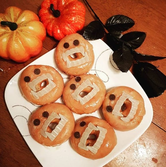 halloween snacks DIY