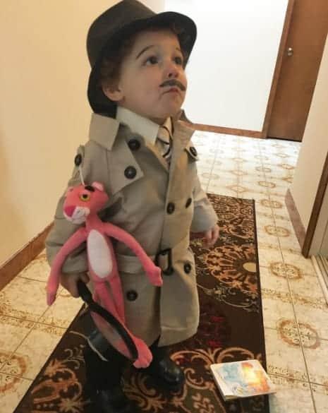 halloween alley kid costume