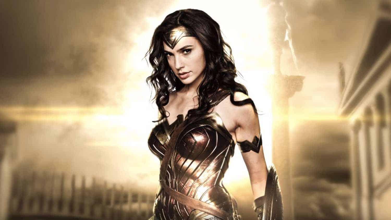 Wonder Woman 2017 Costume