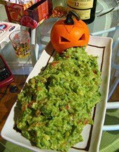 Puking Pumpkin