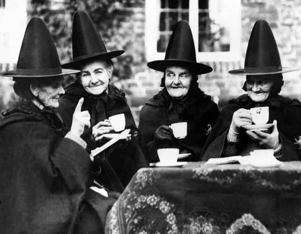 1920 Witch Costumes