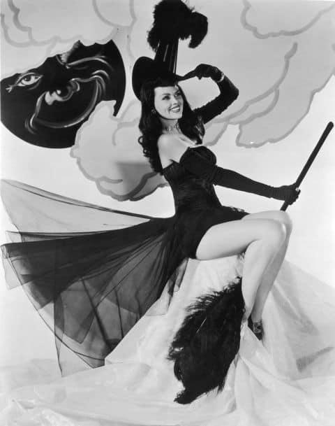 1950 modern witch