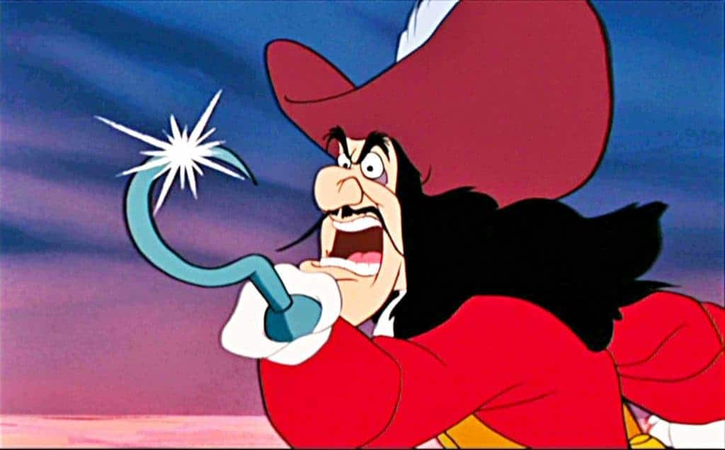 Captain Hook Cavalier Hat