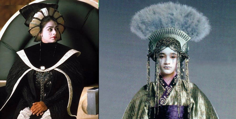 Star Wars Costume Inspiration - Chinese Imperial Dresses