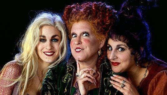 hocus pocus 1993 witches