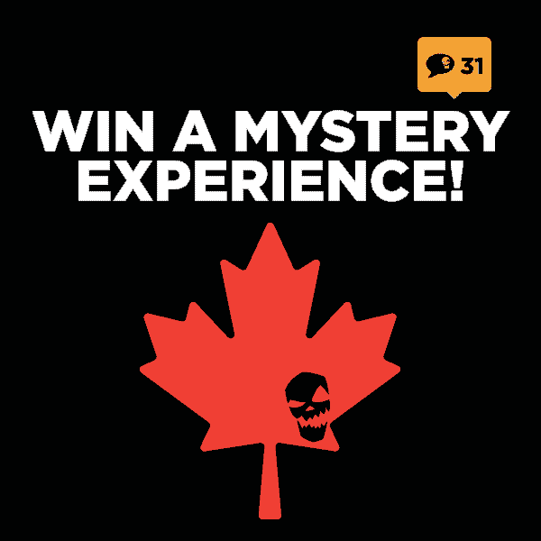 Win A Halloween Experience