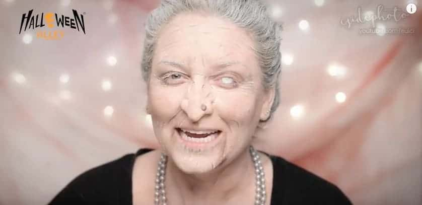 Halloween Makeup Tutorial