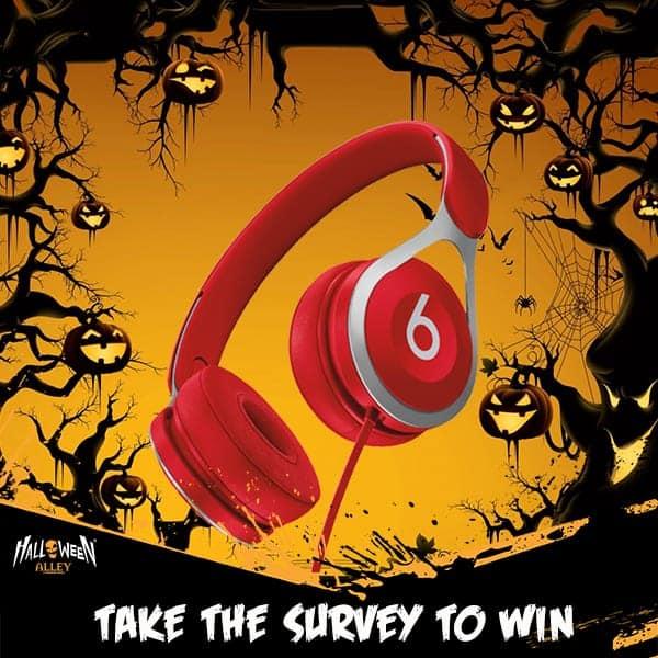 Win Beats Headphones